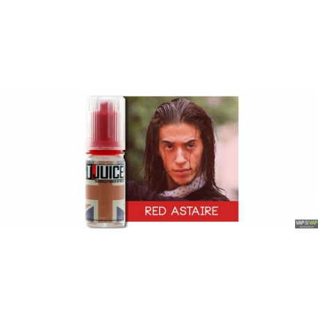 E-liquide Red Astaire (10 ml)-TJUICE