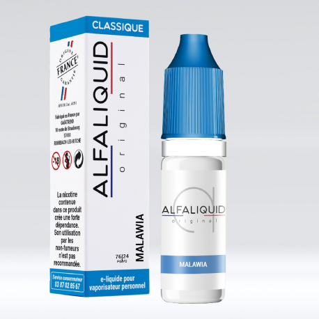TABAC MALAWIA (10 ML)-ALFALIQUID